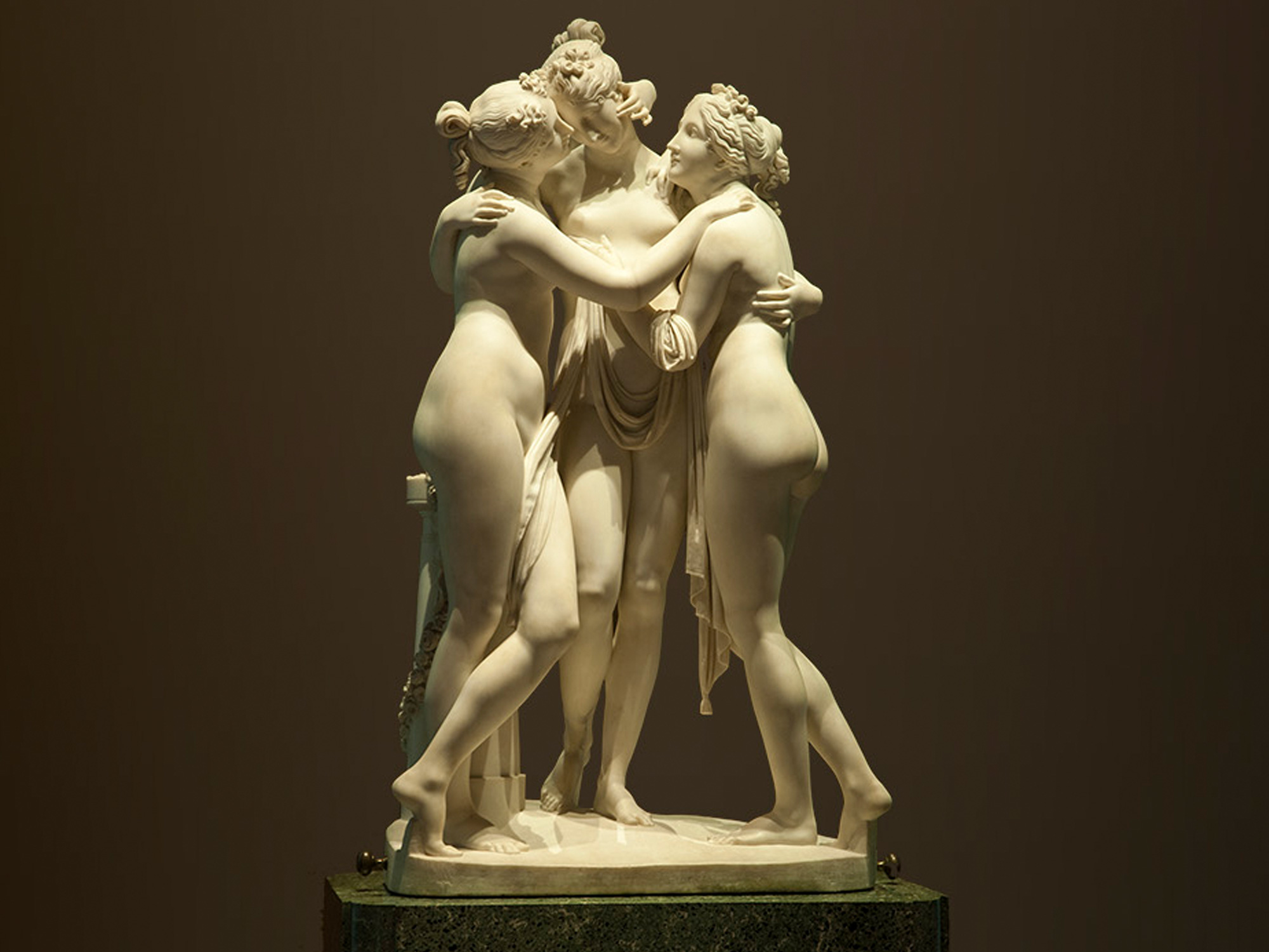 The Three Graces. British Galleries, Victoria & Albert Museum