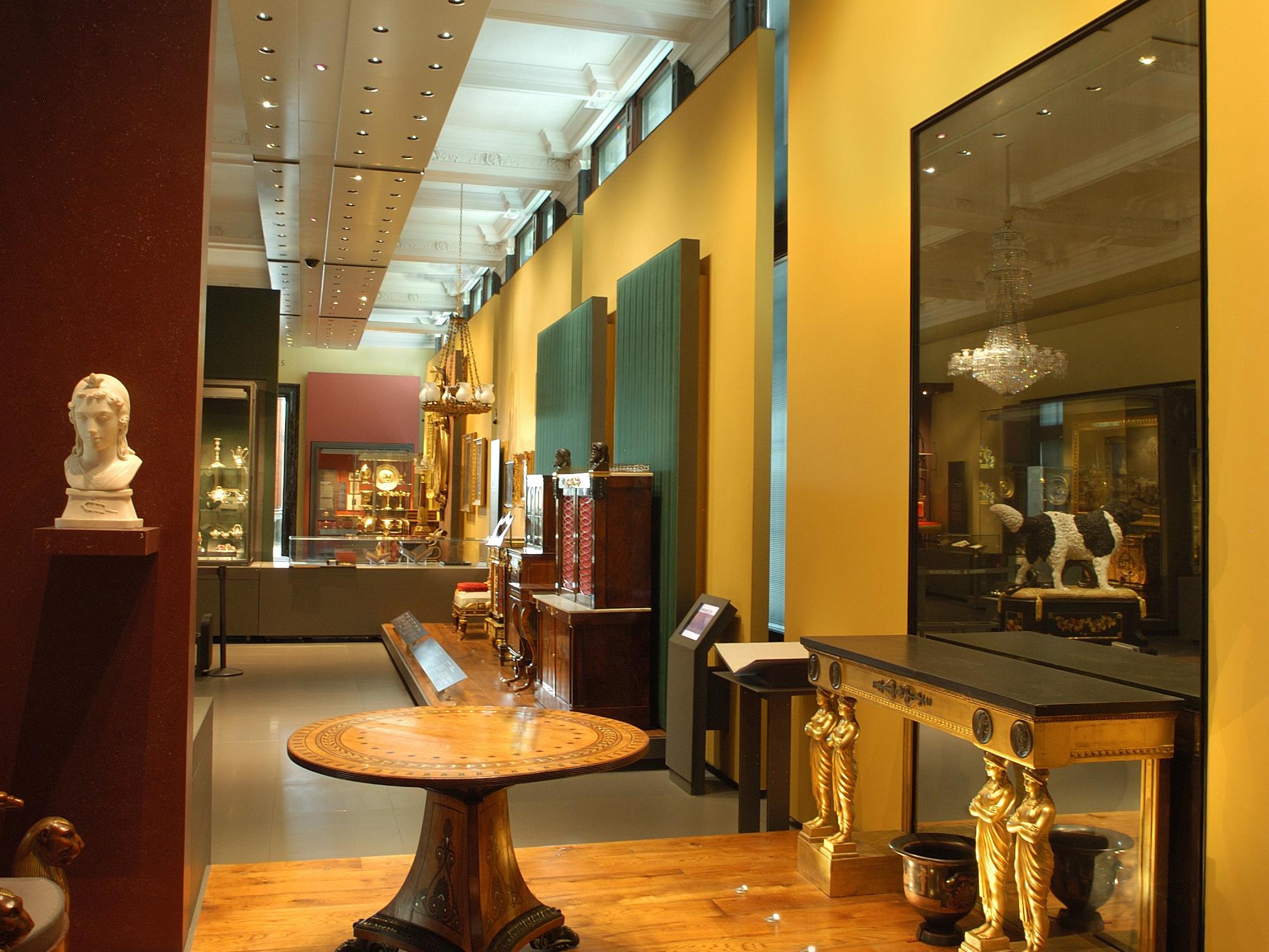 British Galleries, Victoria & Albert Museum