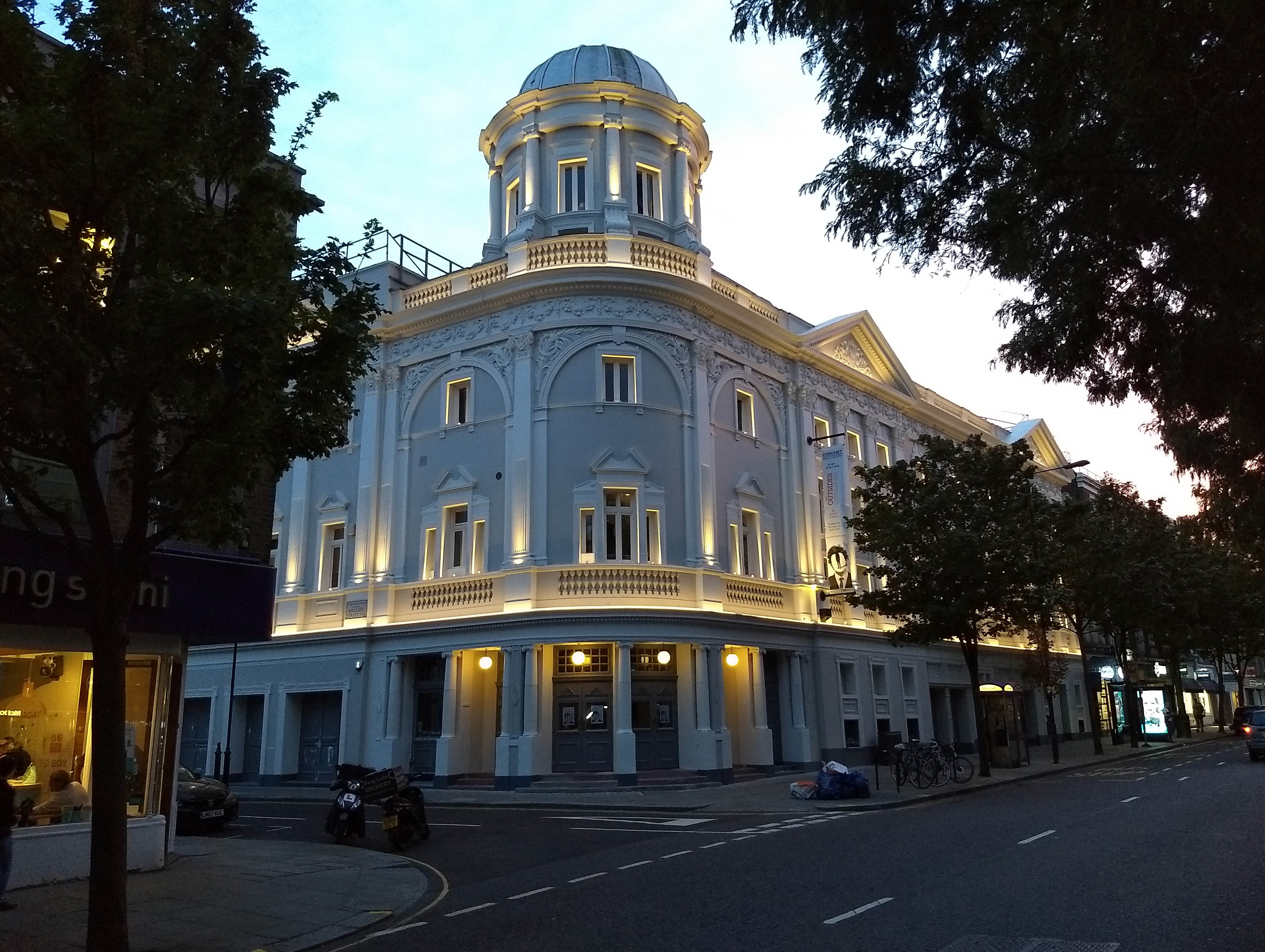 The Coronet Theatre, Notting Hill